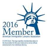 American Immigration Lawyers Association Member Since 2016
